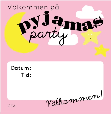 kalasinbjudan_pyjamasparty_rosa1