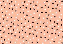 triangelmönster_korall