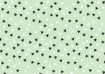triangelmönster_mint