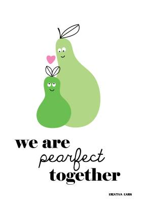 We are pearfect togethe