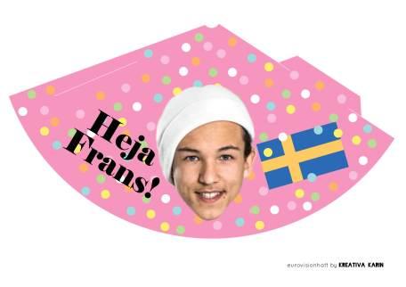 Eurovisionhatt_Frans